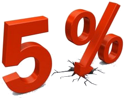 remise de 5 % sur votre 1ère commande