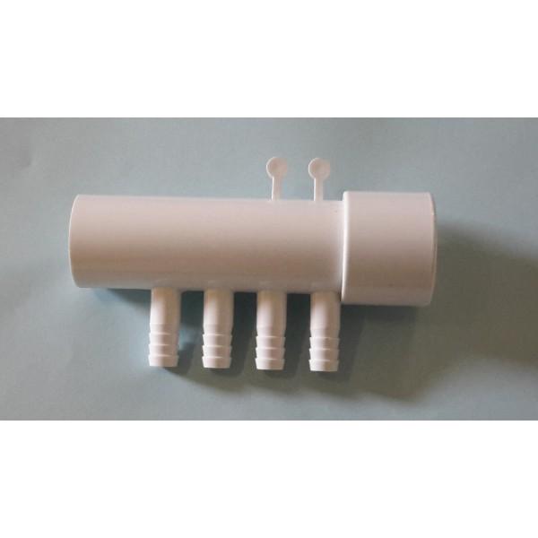NOURRICE PVC BLANC 4SORTIES