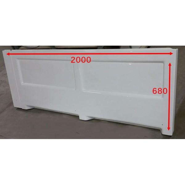 TABLIER BAIGNOIRE MASSOR 2000 x 680