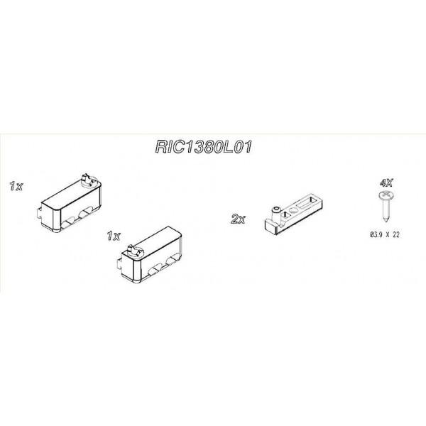 ENSEMBLE CÂMES PIVOT - RIC1380L01