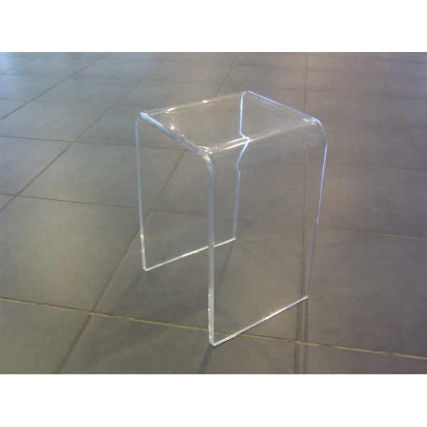 Tabouret siege douche design altuglass sav jedo sav plus for Siege de bar design