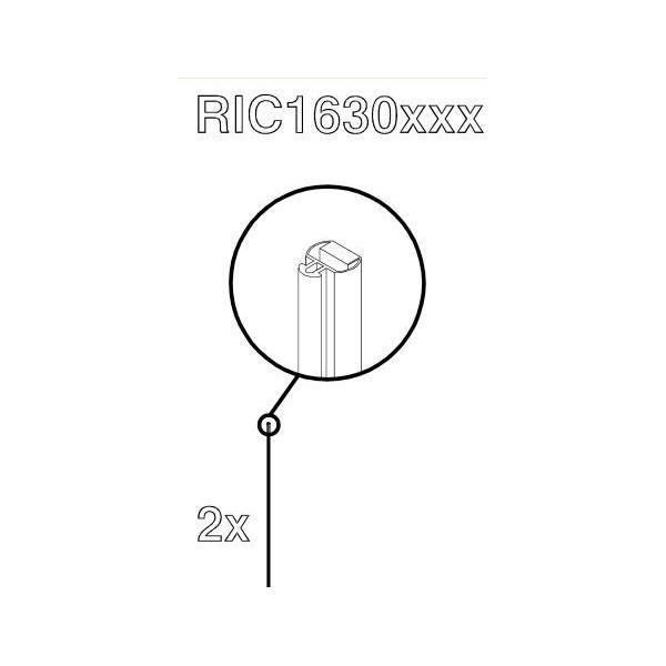ENSEMBLE MAGNETIQUES BLANCS- RIC1630L01