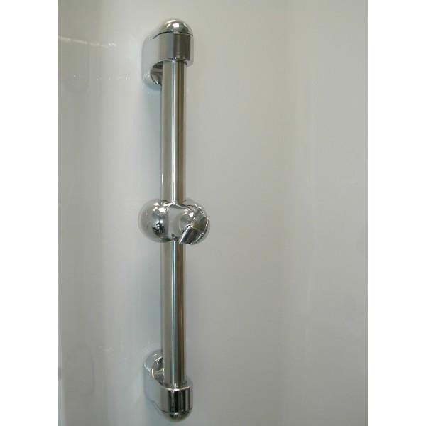 Barre de douche pour cabine rondo fun et bermudes sav jedo sav plus - Barre de douche avec douchette ...