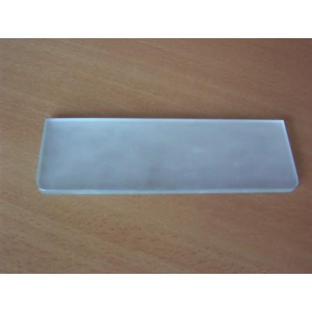 Verre porte savon 8 mm 250 80 sav jedo sav plus for Porte savon en verre