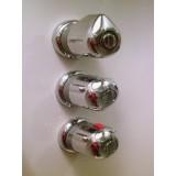 HUBER - 3 Sorties boutons ABS