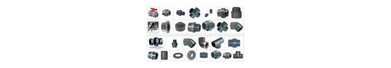 RACCORDS PVC PRESSION
